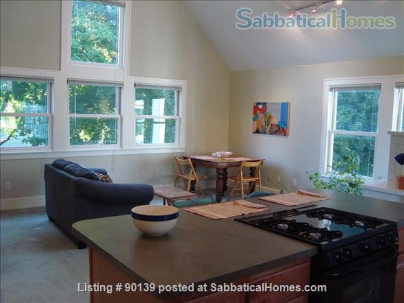 Furnished Studio Apartment - Ann Arbor Home Rental in Ann Arbor, Michigan, United States 0