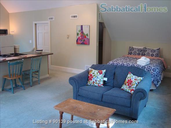 Furnished Studio Apartment - Ann Arbor Home Rental in Ann Arbor, Michigan, United States 2