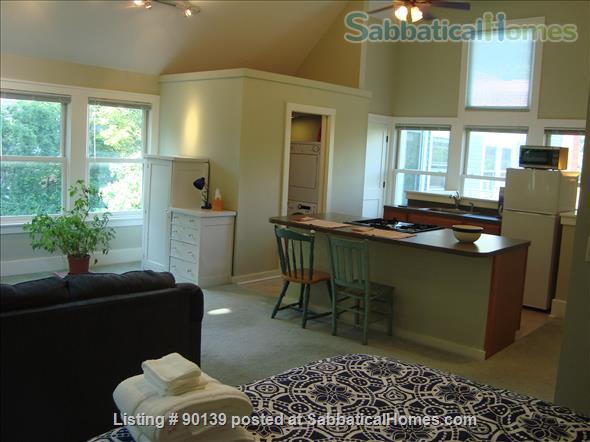 Furnished Studio Apartment - Ann Arbor Home Rental in Ann Arbor, Michigan, United States 3