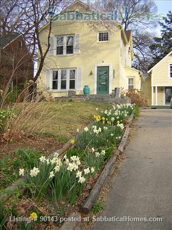 Beautiful apt. in Historic Takoma Park Home Rental in Takoma Park, Maryland, United States 1