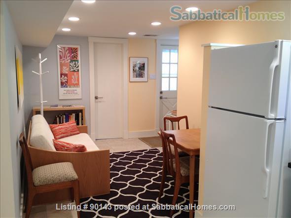 Beautiful apt. in Historic Takoma Park Home Rental in Takoma Park, Maryland, United States 0