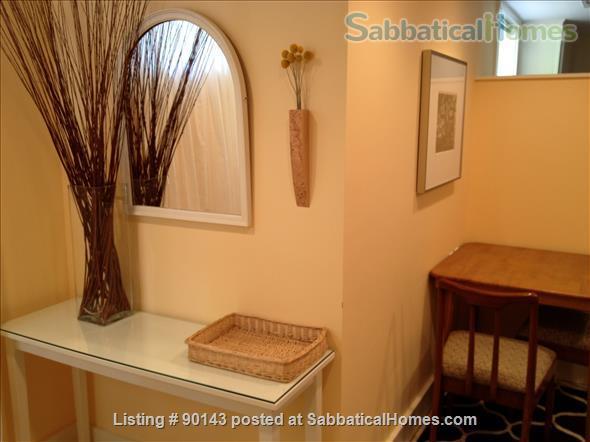 Beautiful apt. in Historic Takoma Park Home Rental in Takoma Park, Maryland, United States 2
