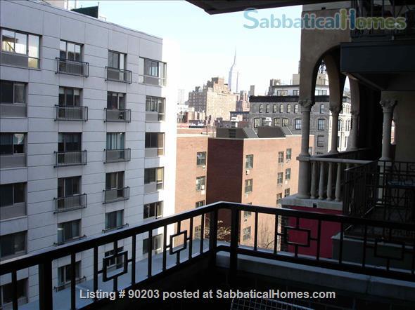 West Village Studio Home Rental in New York, New York, United States 8
