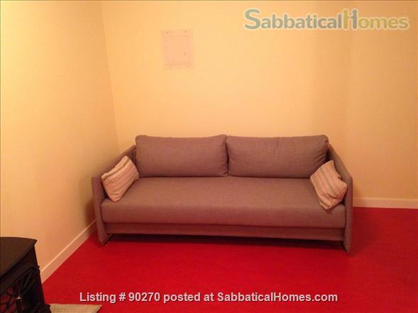 1 bedroom 1 bathroom ground floor apartment Home Rental in Berkeley, California, United States 2