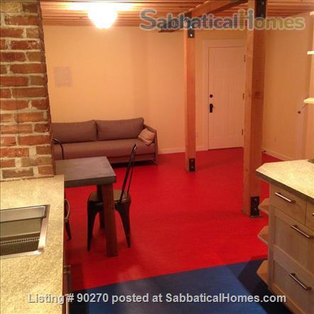 1 bedroom 1 bathroom ground floor apartment Home Rental in Berkeley, California, United States 5