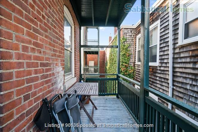 * EXCELLENT HOME Harvard Sqr,  Furnished & UTILITIES  2-Bed + 1 foyer Home Rental in Cambridge, Massachusetts, United States 9