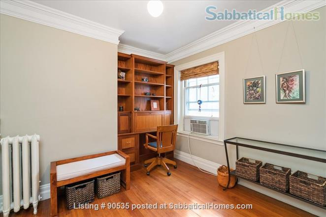 * EXCELLENT HOME Harvard Sqr,  Furnished & UTILITIES  2-Bed + 1 foyer Home Rental in Cambridge, Massachusetts, United States 2