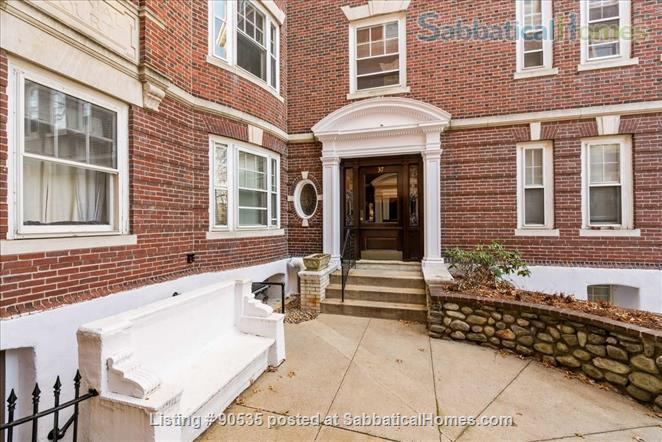 * EXCELLENT HOME Harvard Sqr,  Furnished & UTILITIES  2-Bed + 1 foyer Home Rental in Cambridge, Massachusetts, United States 3