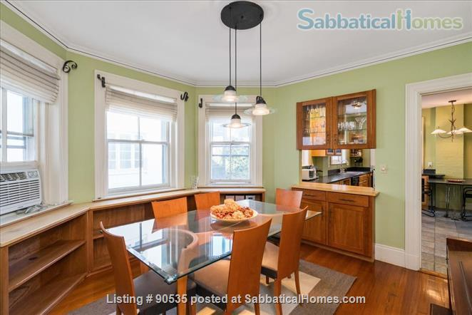 * EXCELLENT HOME Harvard Sqr,  Furnished & UTILITIES  2-Bed + 1 foyer Home Rental in Cambridge, Massachusetts, United States 4