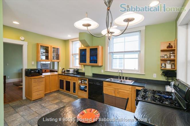 * EXCELLENT HOME Harvard Sqr,  Furnished & UTILITIES  2-Bed + 1 foyer Home Rental in Cambridge, Massachusetts, United States 5