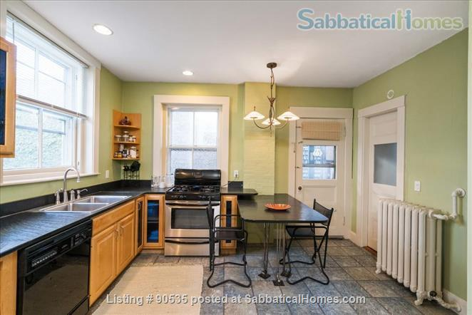 * EXCELLENT HOME Harvard Sqr,  Furnished & UTILITIES  2-Bed + 1 foyer Home Rental in Cambridge, Massachusetts, United States 6