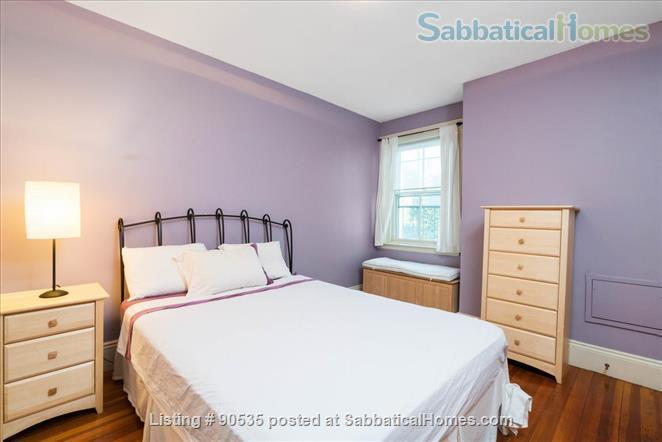 * EXCELLENT HOME Harvard Sqr,  Furnished & UTILITIES  2-Bed + 1 foyer Home Rental in Cambridge, Massachusetts, United States 7