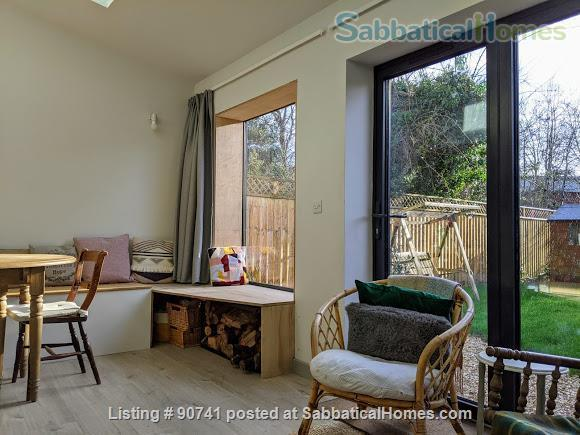 Wonderful 3 bedroom house on a quiet street, all-inclusive Home Rental in Oxford 3