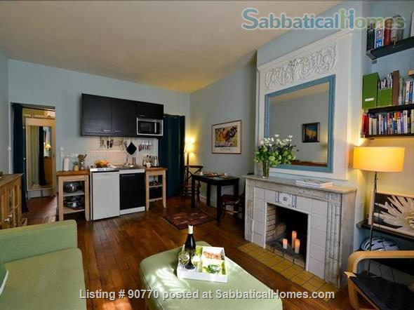 Artistic Green & Healthy 1 Bedroom in Vibrant Bastille Area; Paris Registration #7511101057478 Home Rental in Paris 0 - thumbnail