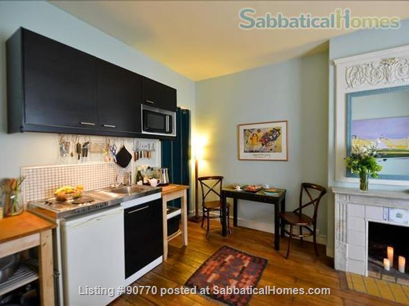 Artistic Green & Healthy 1 Bedroom in Vibrant Bastille Area; Paris Registration #7511101057478 Home Rental in Paris 3 - thumbnail