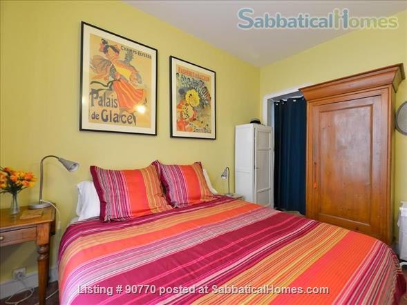 Artistic Green & Healthy 1 Bedroom in Vibrant Bastille Area; Paris Registration #7511101057478 Home Rental in Paris 5 - thumbnail