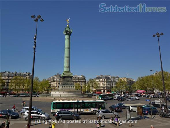 Artistic Green & Healthy 1 Bedroom in Vibrant Bastille Area; Paris Registration #7511101057478 Home Rental in Paris 7 - thumbnail