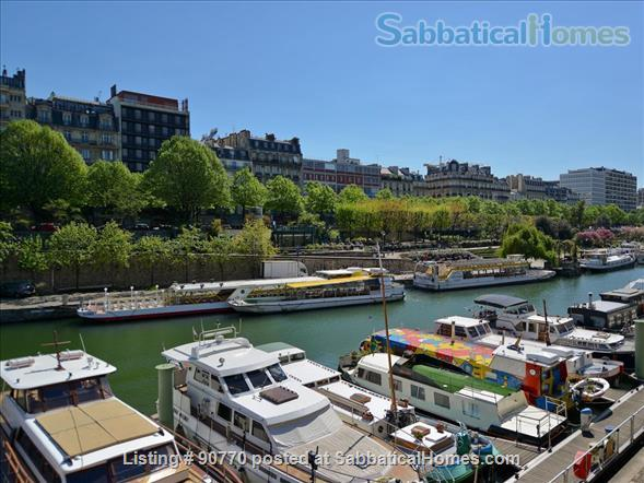 Artistic Green & Healthy 1 Bedroom in Vibrant Bastille Area; Paris Registration #7511101057478 Home Rental in Paris 8 - thumbnail