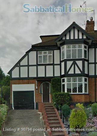 3BR House in London Suburbs Home Rental in Essex, England, United Kingdom 1