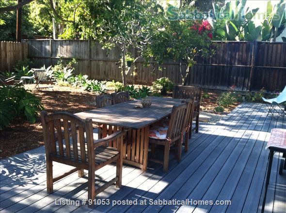 Delightful mid-mod 3BR 2BA house near UCSB Home Rental in Santa Barbara, California, United States 0