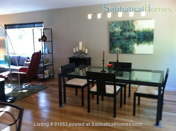 Delightful mid-mod 3BR 2BA house near UCSB Home Rental in Santa Barbara, California, United States 3