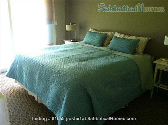 Delightful mid-mod 3BR 2BA house near UCSB Home Rental in Santa Barbara, California, United States 4