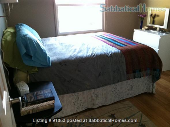 Delightful mid-mod 3BR 2BA house near UCSB Home Rental in Santa Barbara, California, United States 6