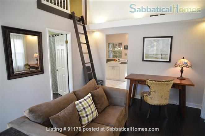 Caltech/Huntington/Central Pasadena, Tranquil, Loaded with Charm & Comforts Home Rental in Pasadena, California, United States 1