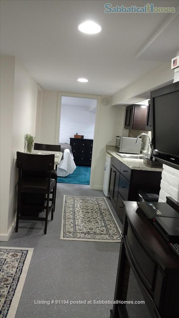 English Basement on the Orange/Blue/Silver Metro w/ Utilities Home Rental in Washington, District of Columbia, United States 3