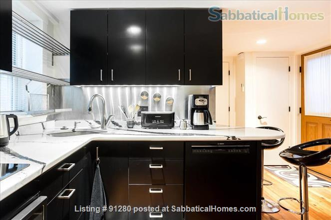 Cambridge Urban Oasis Fully Furnished Apartment (1BR) near M.I.T. & Harvard Home Rental in Cambridge, Massachusetts, United States 0