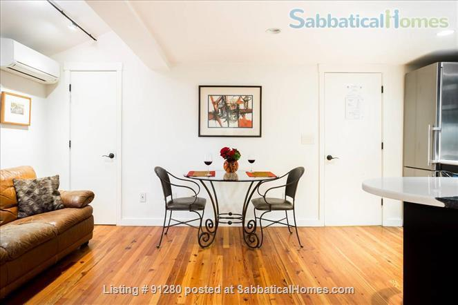 Cambridge Urban Oasis Fully Furnished Apartment (1BR) near M.I.T. & Harvard Home Rental in Cambridge, Massachusetts, United States 1