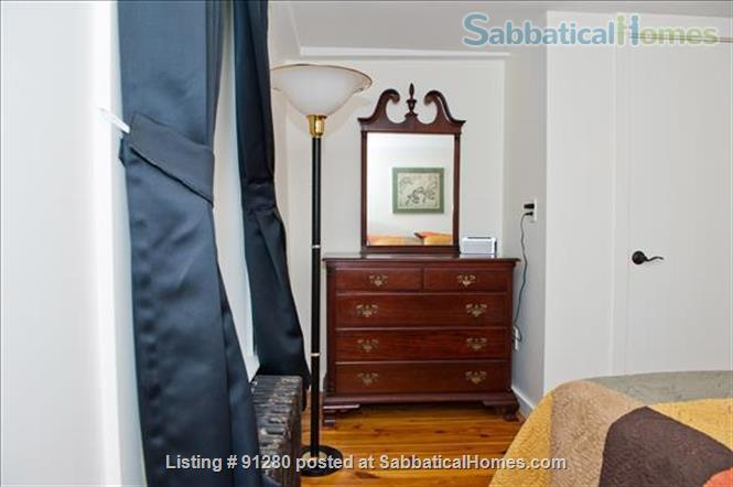 Cambridge Urban Oasis Fully Furnished Apartment (1BR) near M.I.T. & Harvard Home Rental in Cambridge, Massachusetts, United States 7