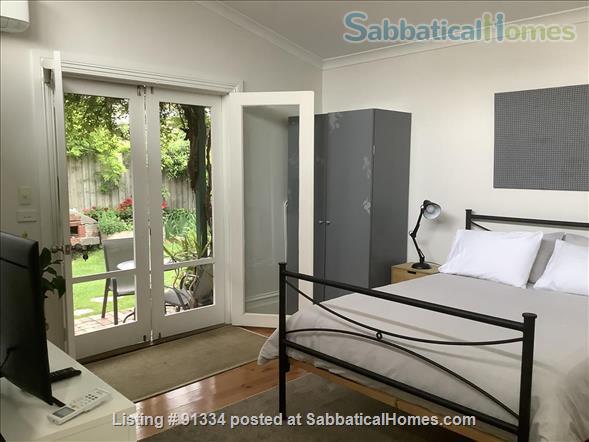 Self-contained Backyard Studio Home Rental in Northcote, Victoria, Australia 1