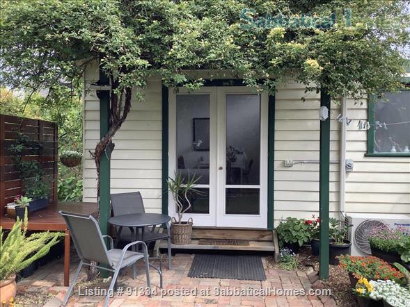 Self-contained Backyard Studio Home Rental in Northcote, Victoria, Australia 6