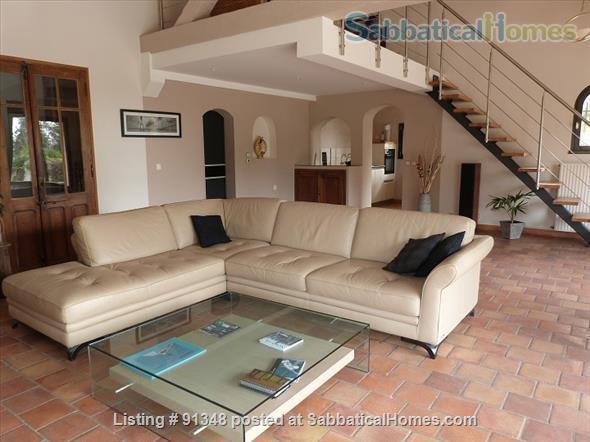 Very nice property, 4km d'Aix en Provence  Home Rental in Saint-Marc-Jaumegarde, Provence-Alpes-Côte d'Azur, France 4