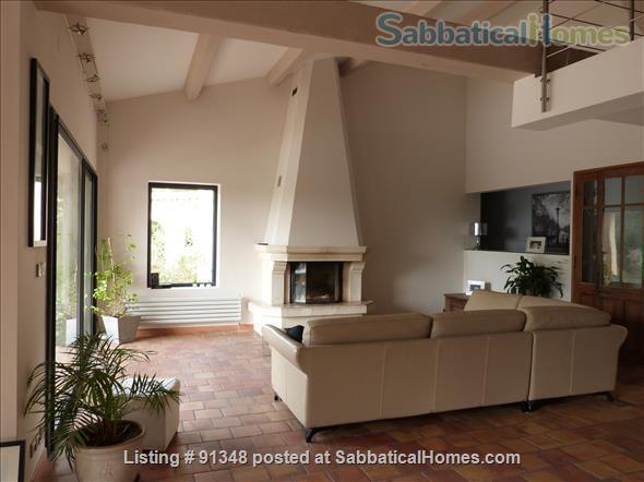 Very nice property, 4km d'Aix en Provence  Home Rental in Saint-Marc-Jaumegarde, Provence-Alpes-Côte d'Azur, France 5