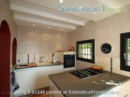 Very nice property, 4km d'Aix en Provence  Home Rental in Saint-Marc-Jaumegarde, Provence-Alpes-Côte d'Azur, France 7