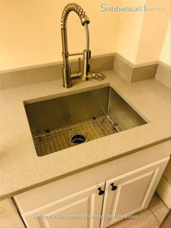 Furnished Large Studio with separate Eat-In-Kitchen in a Historic Building in Boston's Back Bay-South End Home Rental in Boston, Massachusetts, United States 6