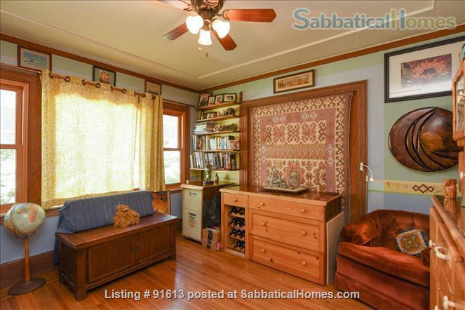 J1  Beautiful, Sunny, Furnished Room with Garden Home Rental in Berkeley, California, United States 6