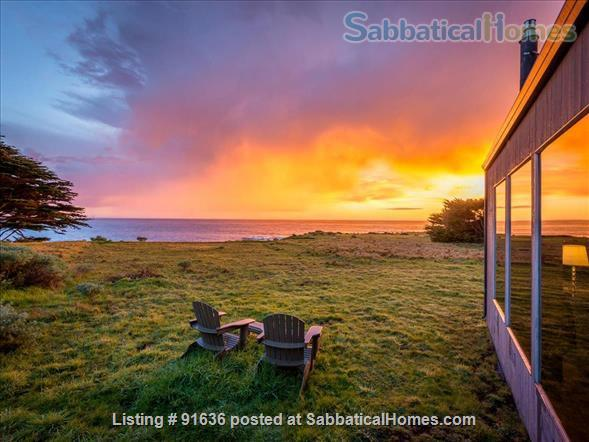 Sea Ranch Abalone Bay Ocean Front Retreat Beckons the Muse Home Rental in Sea Ranch, California, United States 1