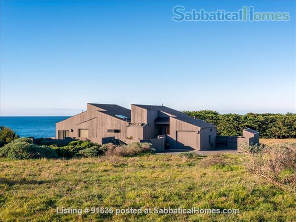 Sea Ranch Abalone Bay Ocean Front Retreat Beckons the Muse Home Rental in Sea Ranch, California, United States 2