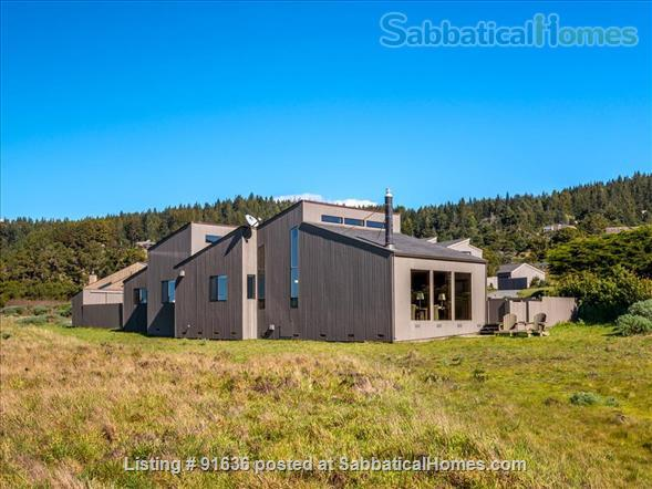 Sea Ranch Abalone Bay Ocean Front Retreat Beckons the Muse Home Rental in Sea Ranch, California, United States 5