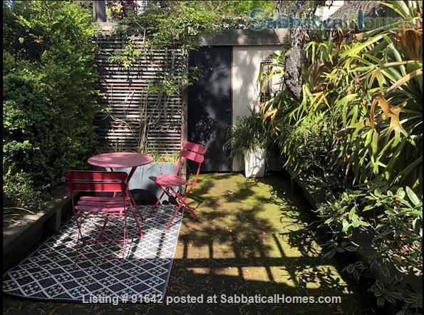Furnished Writer's Retreat guest house  -    with Private Garden - Walk to UC Berkeley Campus.  Home Rental in Berkeley, California, United States 3