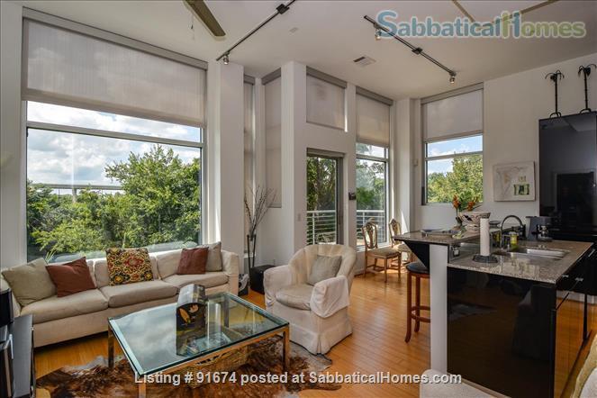 Elegant, modern condo near downtown Houston Home Rental in Houston, Texas, United States 1