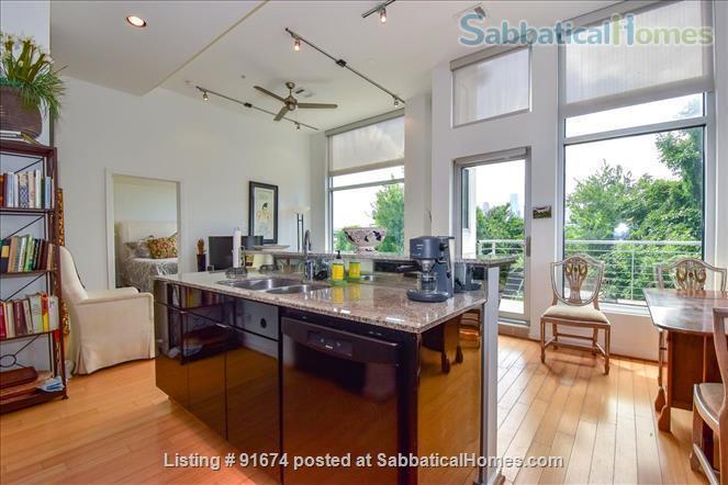 Elegant, modern condo near downtown Houston Home Rental in Houston, Texas, United States 0