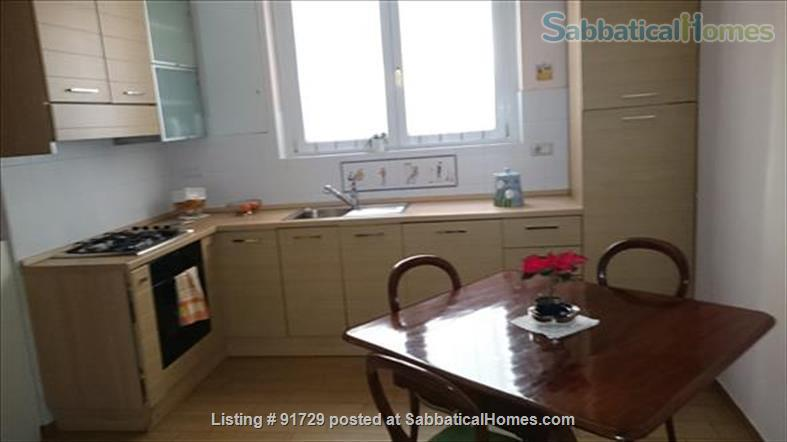 NICE APARTMENT  NEAR METRO AND BUSES ideal for students, teachers, anyone all included - Shorter stays and one room rent available - 350 € weekly Home Rental in Rome, Lazio, Italy 2