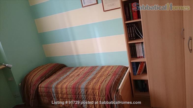 NICE APARTMENT  NEAR METRO AND BUSES ideal for students, teachers, anyone all included - Shorter stays and one room rent available - 350 € weekly Home Rental in Rome, Lazio, Italy 5