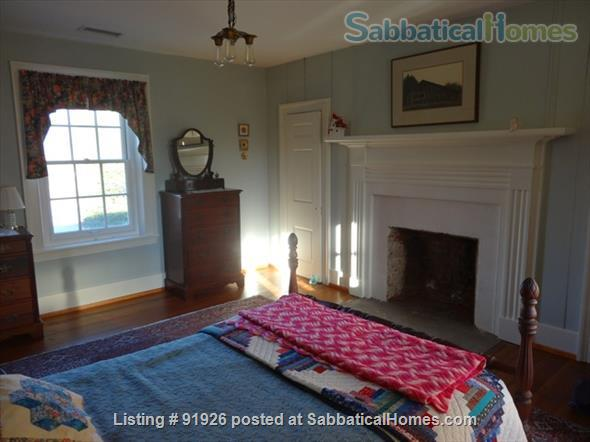 Historic Country Home 20 minutes from UVA Home Rental in Faber, Virginia, United States 4