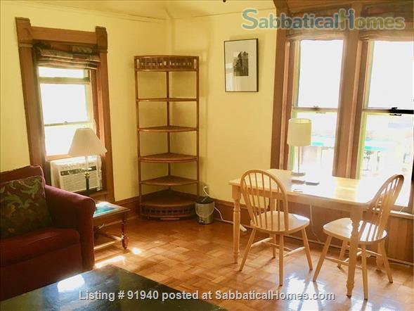 A Classic Apartment on Madison's Isthmus--1.5 mi to UW Campus Home Rental in Madison, Wisconsin, United States 0