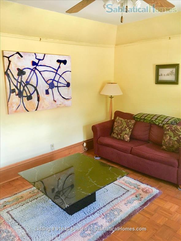 A Classic Apartment on Madison's Isthmus--1.5 mi to UW Campus Home Rental in Madison, Wisconsin, United States 1